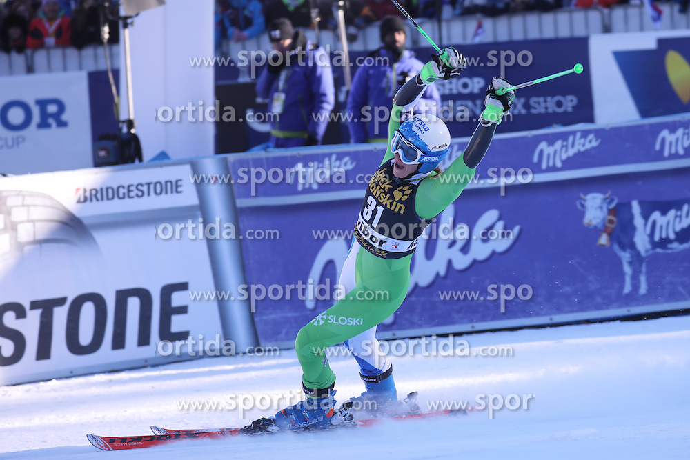 Ilka Stuhec (SLO) during 6th Ladies' Giant slalom at 53rd Golden Fox - Maribor of Audi FIS Ski World Cup 2015/16, on January 7, 2017 in Pohorje, Maribor, Slovenia. Photo by Marko Vanovsek / Sportida
