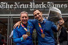 20171106 USA: NYC Marathon We Run 2 Change Diabetes day 4, New York