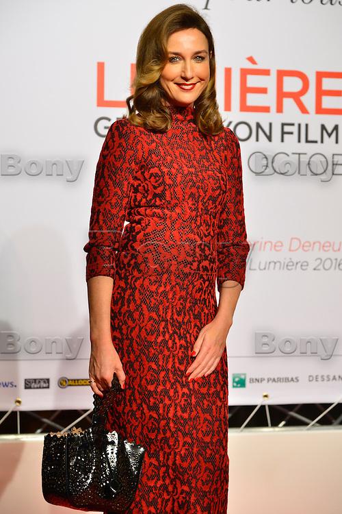 Elsa Zilberstein<br /> Lyon 8 oct 2016 - Festival Lumi&egrave;re 2016 - C&eacute;r&eacute;monie d&rsquo;Ouverture<br /> 8th Film Festival Lumiere In Lyon : Opening Ceremony