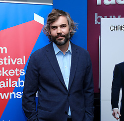 Edinburgh International Film Festival 2019<br /> <br /> Liberte: A Call To Spy (World Premiere)<br /> <br /> Pictured: Rossif Sutherland <br /> <br /> Alex Todd | Edinburgh Elite media