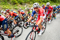 Marko Kump (SLO) of Adria Mobil during 1st Stage of 26th Tour of Slovenia 2019 cycling race between Ljubljana and Rogaska Slatina (171 km), on June 19, 2019 in  Slovenia. Photo by Vid Ponikvar / Sportida