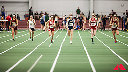 Boston University Scarlet and White Indoor Track & Field: WPI, Navy,