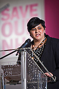 Rehana Azam, Head of Health, GMB. This week as the governments controversial Health and Social Care Bill enters its final stages in the House of Lords, patients, health workers and campaigners are to come together on Wednesday for a TUC-organised Save Our NHS rally in Westminster. On Wednesday (7 March 2012) over 2,000 nurses, midwives, doctors, physiotherapists, managers, paramedics, radiographers, cleaners, porters and other employees from across the health service will join with patients to fill Central Hall Westminster. Once inside they will listen to speeches from politicians, fellow health workers, union leaders and health service users.