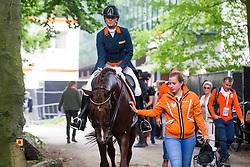 Witte-Vrees Madeleine, NED, Cennin<br /> CHIO Rotterdam 2018<br /> © Sharon Vandeput<br /> 23/06/18