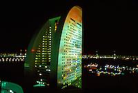 Pacifico Yokohama (Intercontinental the Grand Yokohama), Minato Mirai 21 waterfront development, Yokohama, Japan