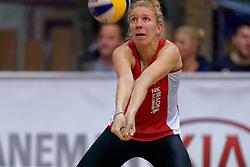 04-01-2020 NED: NK Beach volleyball Indoor, Aalsmeer<br /> Pleun Ypma