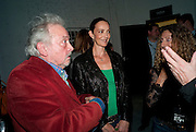 DAVID BAILEY; CATHERINE BAILEY, Nokia and Daid Bailey celebrate London ' Alive at Night' to launch Nokia N86. the Old Dairy, 6 Wakefield st. London. WC1. 26 August 2009.