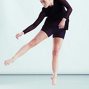 Dancer portfolio session at NZSD