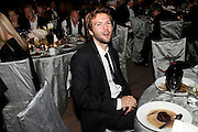 Guy Burnett,, The Global launch of the 2012 Pirelli Calendar by Mario Sorrenti.  Dinner at the Park Avenue Armory. Manhattan. 6 December 2011.