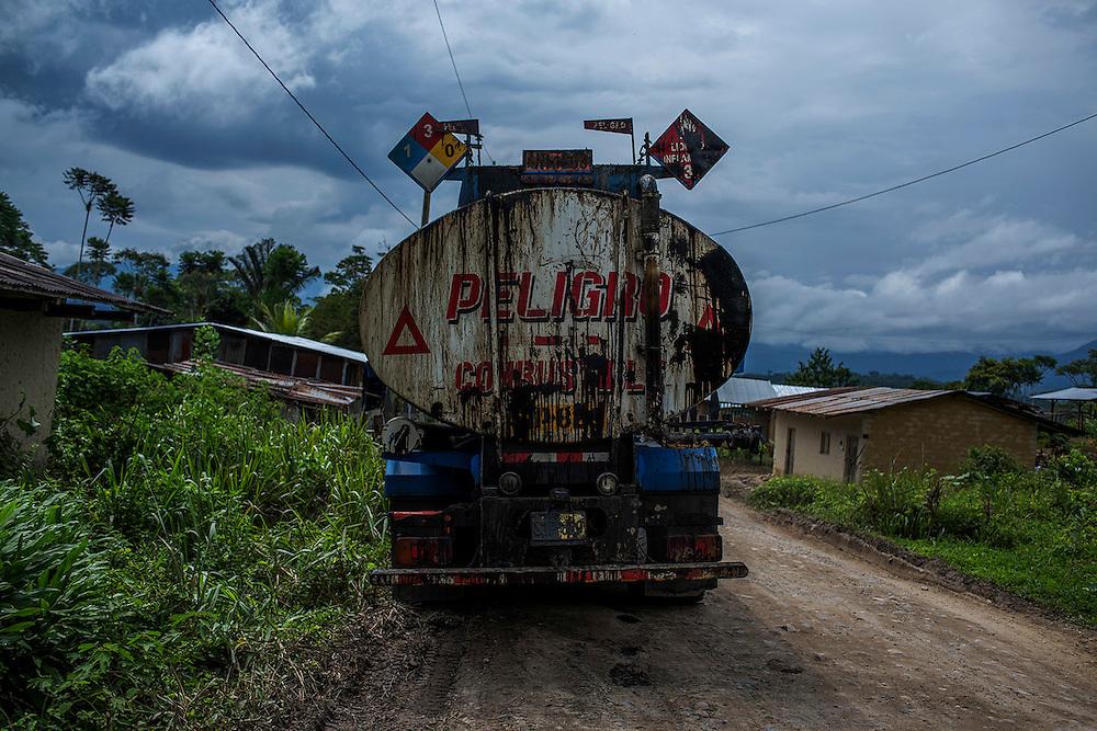 Community of Chiriaco, Amazonas, Peru. February 2016