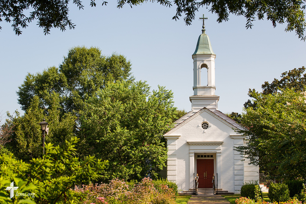 Christ Chapel at Concordia College Alabama on Wednesday, August 20, 2014, in Selma, Ala.  LCMS Communications/Erik M. Lunsford