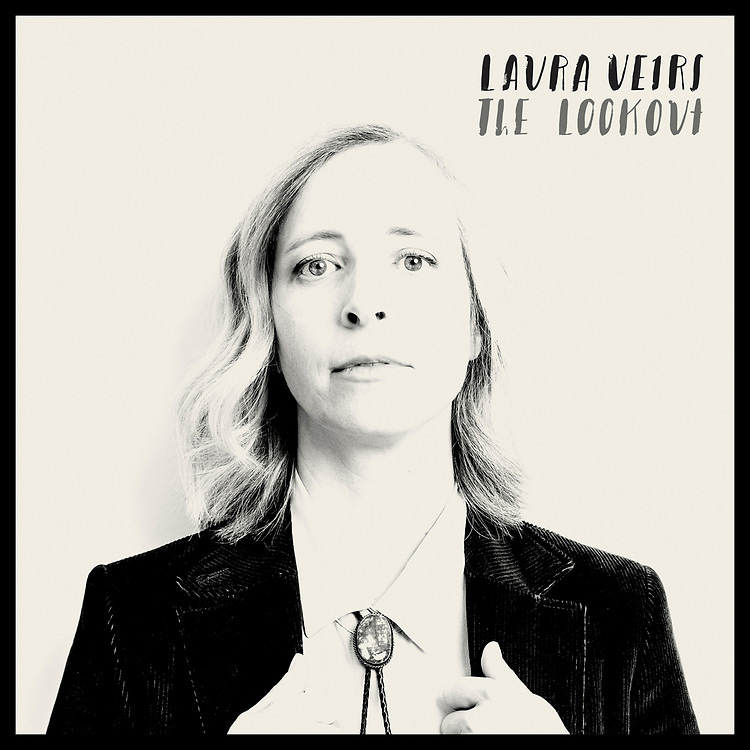 "Laura Veirs, ""The Lookout"" album cover, photographed in her home, December 2017."