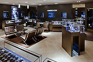 Robert Coin jewelry store is located on El Paseo the exclusive shopping area of Palm Desert, CA. Photos are of the newest store in California which specialize in selling Breitling watches.