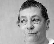 """Marie Tyrrell was diagnosed with stage 4 lung cancer in February 2006 and told she had just six months. These photographs document Marie's life """"on borrowed time,"""" until her death in August 2009."""