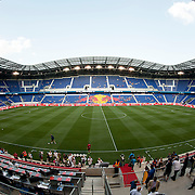 June 20, 2013: A general view of Red Bull Arena during the  U.S. Women vs. Korean Republic- International Friendly at Red Bull Arena - Harrison, N.J. The US Women's National Team  defeated The Korea Republic 5-0. (Credit Image: © Kostas Lymperopoulos/ Sport Media)