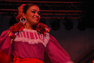 Mexican Folk Dance Co & Sones De Mexico at Olympic Theater..Cicero, IL, October 25th 2008.Photo Credit: Heather A. Lindquist, Eyefoto, LLC.