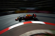 May 25-29, 2016: Monaco Grand Prix. Max Verstappen, Red Bull