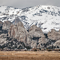 City of Rocks Photo Safari Winter 2017