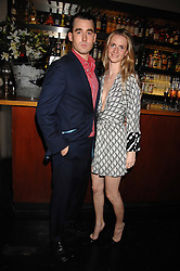 CHLOE DELEVINGNE and her fiance LOUIS BUCKWORTH co-owner of the club at the opening of the new club Chloe, 3 Cromwell Road, London on 7th June 2007.<br /><br />NON EXCLUSIVE - WORLD RIGHTS