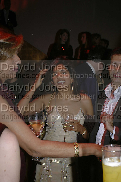 Mrs. Vimla Lalvani and Divia Lalvani, DONNA KARAN GOLD FRAGRANCE COLLECTION LAUNCH <br />