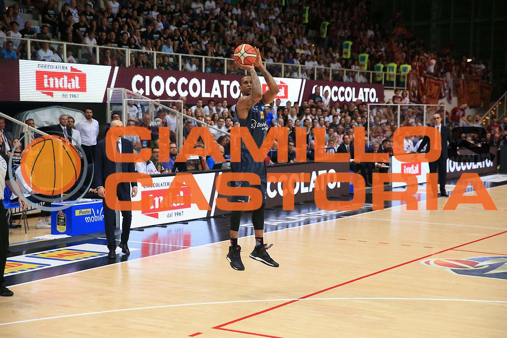 Gomes Joao<br /> Dolomiti Energia Trento - Umana Venezia<br /> Finale Gara 6<br /> Legabasket A 2016/2017<br /> Trento 20/06/2017<br /> Foto Ciamillo-Castoria