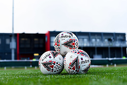 Barclays FA Women's Super League Match Balls  - Mandatory by-line: Ryan Hiscott/JMP - 24/11/2019 - FOOTBALL - Stoke Gifford Stadium - Bristol, England - Bristol City Women v Manchester City Women - Barclays FA Women's Super League