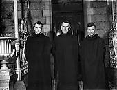 1957 - 09/12 St John of God Brothers at Stillorgin