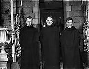 St John of God Brothers at Stillorgin .09/12/1957 .