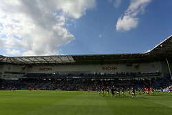 General View (GV) of The Ricoh Arena - Mandatory by-line: Paul Roberts/JMP - 02/09/2017 - RUGBY - Ricoh Arena - Coventry, England - Wasps v Sale Sharks - Aviva Premiership