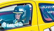 ZANDVOORT - Prinses Laurentien tijdens de ladies GT race  ANP ROBIN UTRECHT