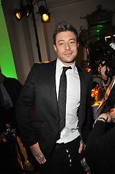 DUNCAN JAMES at the press night of the new Andrew Lloyd Webber  musical 'The Wizard of Oz' at The London Palladium, Argylle Street, London on 1st March 2011 followed by an aftershow party at One Marylebone, London NW1