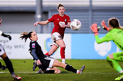 Yana Daniels of Bristol City - Mandatory by-line: Ryan Hiscott/JMP - 08/12/2019 - FOOTBALL - Stoke Gifford Stadium - Bristol, England - Bristol City Women v Birmingham City Women - Barclays FA Women's Super League