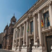 Palacio do Governo do Estado, Porto Alegre, Rio Grande do Sul, Brasil, foto de Ze Paiva, Vista Imagens.