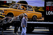 New York. Central park,  Hansom cabs, Manhattan  New York  Usa /  Central park les - Hansom cabs - carrioles à cheval  New York  USa