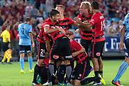 2017 A-League Western Sydney v Sydney FC - R1