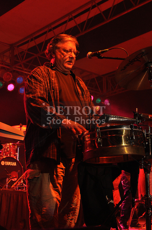 Arturo Sandoval performs at the 13th annual Jazz on the Green on Saturday, January 17, 2009 in Fort Myers, FL.