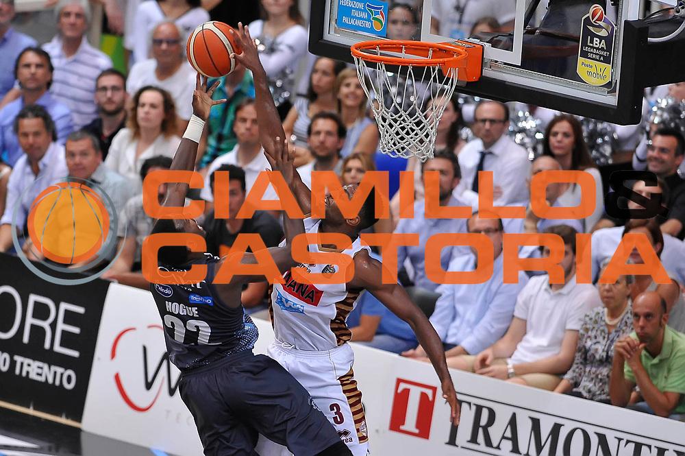 Hogue Dustin<br /> Dolomiti Energia Trento - Umana Venezia<br /> Finale Gara 6<br /> Legabasket A 2016/2017<br /> Trento 20/06/2017<br /> Foto Ciamillo-Castoria