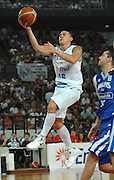 DESCRIZIONE : Roma Amichevole preparazione Eurobasket 2007 Italia Grecia <br /> GIOCATORE : Fabio Di Bella<br /> SQUADRA : Nazionale Italia Uomini<br /> EVENTO : Amichevole preparazione Eurobasket 2007 Italia Grecia <br /> GARA : Italia Grecia <br /> DATA : 30/08/2007 <br /> CATEGORIA : Tiro <br /> SPORT : Pallacanestro<br /> AUTORE : Agenzia Ciamillo-Castoria/E.Grillotti