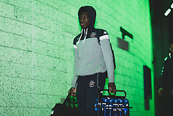 Marvin Dinnall of Bristol Flyers arrives at Plymouth Pavilions prior to kick off - Photo mandatory by-line: Ryan Hiscott/JMP - 28/12/2019 - BASKETBALL - Plymouth Pavilions - Plymouth, England - Plymouth Raiders v Bristol Flyers - British Basketball League Championship