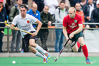ROTTERDAM - Civicum - de Ijsel , Hockey playoffs , Hockey , Hockey club Leonidas , 21-06-2015 ,