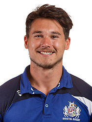 Bristol Rugby Head of Communications Tom Tainton poses for a head shot ahead of the 2015/16 Greene King IPA Championship season - Mandatory byline: Rogan Thomson/JMP - 07966 386802 - 04/08/2015 - RUGBY UNION - Clifton Rugby Club - Bristol, England - Bristol Rugby Head Shots.