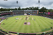 General shots of the ground during the One Day International match between South Africa and England at Bidvest Wanderers Stadium, Johannesburg, South Africa on 9 February 2020.