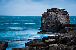 Pulpit Rock, Isle of Portland, Dorset, England, UK<br /> Photo...Ed Maynard 07976 239803<br /> www.edmaynard.com