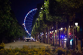 Paris Attack Champs Elysee