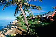 Hideaway Resort, Coral Coast, Viti Levu, Fiji<br />