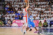 DESCRIZIONE : Campionato 2014/15 Serie A Beko Dinamo Banco di Sardegna Sassari - Grissin Bon Reggio Emilia Finale Playoff Gara3<br /> GIOCATORE : Achille Polonara<br /> CATEGORIA : Tiro Tre Punti Three Point Controcampo<br /> SQUADRA : Grissin Bon Reggio Emilia<br /> EVENTO : LegaBasket Serie A Beko 2014/2015<br /> GARA : Dinamo Banco di Sardegna Sassari - Grissin Bon Reggio Emilia Finale Playoff Gara3<br /> DATA : 18/06/2015<br /> SPORT : Pallacanestro <br /> AUTORE : Agenzia Ciamillo-Castoria/L.Canu