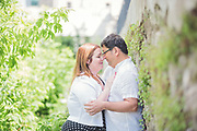 Summer Mill Race Engagement Session