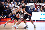 Laquintana Tommaso<br /> Fortitudo Pompea Bologna - Germani Basket Brescia<br /> Lega Basket Serie A 2019/2020<br /> Bologna, 03/11/2019<br /> Foto Gennaro Masi / Ciamillo-Castoria