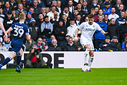 Leeds United defender Gaetano Berardi (28) in action during the EFL Sky Bet Championship match between Leeds United and Huddersfield Town at Elland Road, Leeds, England on 7 March 2020.