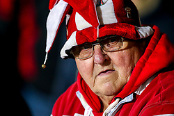 Gloucester Rugby fan - Mandatory by-line: Robbie Stephenson/JMP - 16/11/2018 - RUGBY - Kingsholm - Gloucester, England - Gloucester Rugby v Leicester Tigers - Gallagher Premiership Rugby